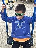 Shadez Green Baby - Gafas de sol para niño, 0-3 años