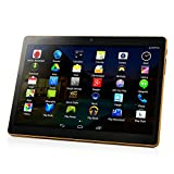 10 Inch Phablet Dual SIM Card Tablet Unlocked Pad with Octa Core Slot