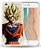 TN CASES STORE Coque iPhone 5 5S Se Son Gohan Son Goku DBZ Dragon Ball Z Super GT...