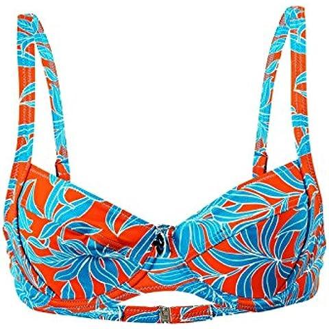 Haut de maillot de bain Bikini Bar Balconnet Erdeven Bleu
