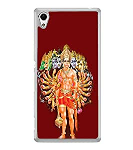 ifasho Designer Phone Back Case Cover Sony Xperia Z3+ :: Sony Xperia Z3 Plus :: Sony Xperia Z3+ dual :: Sony Xperia Z3 Plus E6533 E6553 :: Sony Xperia Z4 ( Shri Krishna Hindu God Lord )