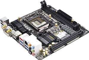 Asrock Z87E-ITX Mainboard Sockel LGA 1150 (mini ITX, Intel Z87, DDR3 Speicher, 6x SATA III, HDMI, DVI, 6x USB 3.0)