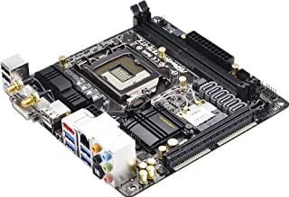 ASRock Z87E-ITX (MITX) Carte mère Mini ITX Intel Socket 1150 USB 3.0 (B00D3IKMEK) | Amazon price tracker / tracking, Amazon price history charts, Amazon price watches, Amazon price drop alerts