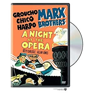 A Night at the Opera [DVD] [1935]