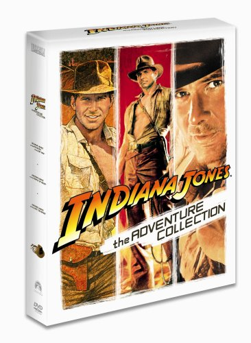 Indiana Jones Trilogie [3 DVDs]