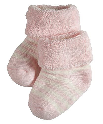 FALKE Erstlingsringel 10040 Unisex - Baby Babybekleidung/ Söckchen, Gr. 62/68 ,Rosa (powderrose ) -