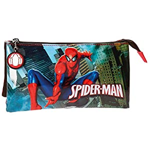 Spiderman – Neceser Estuche portatodo Tres Compartimentos (Joumma 4074361)