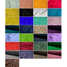 Tela de lana de rizo de Fabrics-city, pesada, tela a 2 lados