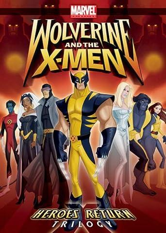 Wolverine & X-Men: Heroes Return Trilogy [Import USA Zone 1]