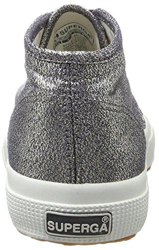 Superga 2754-lamew, Sneaker Basse Donna Grigio