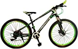 Hi-Bird Rocinante 26 Inch 21 Speed Mountain Bicycle