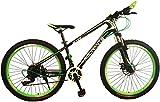 #10: Hi-Bird Rocinante 26 Inch 21 Speed Mountain Bicycle