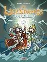 Les légendaires, tome 20 : Le Royaume des Larmes par Sobral