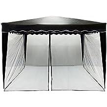 suchergebnis auf f r moskitonetz pavillon 3x4. Black Bedroom Furniture Sets. Home Design Ideas