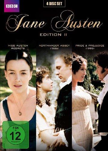 Jane Austen Edition 2: Miss Austen Regrets / Northanger Abbey / Pride & Prejudice (Deluxe Edition) (4 DVDs)