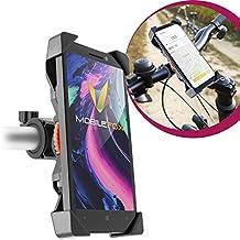 Mobile Fox 360° bicicletta manubrio supporto regolabile telefono cellulare supporto per manubrio girevole Smartphone morsetto per Microsoft Lumia 950XL
