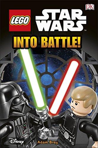 Lego Star Wars. Into Battle (DK Reads Reading Alone)