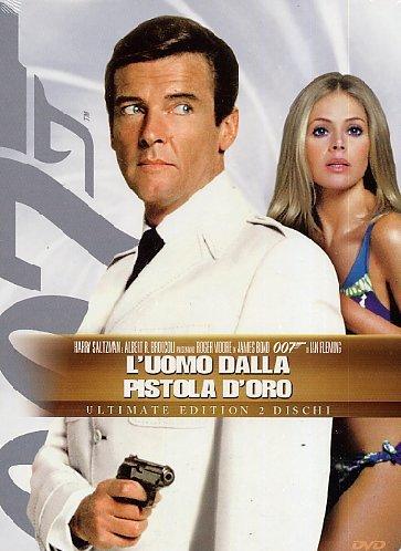 007 - L'uomo dalla pistola d'oro(2 DVD ultim. ed.)