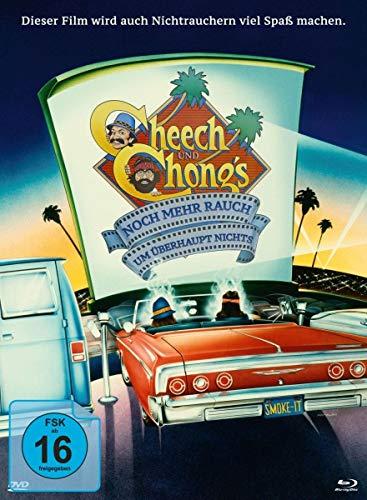 Cheech & Chong - Noch mehr Rauch um überhaupt nichts & Jetzt hats sich ausgeraucht - Mediabook (+ DVD) [Blu-ray]