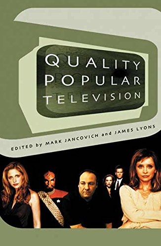 quality-popular-television-cult-tv-the-industry-and-fans-bfi-modern-classics
