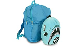 Zinc Flyte Travel Backpack Zainetto per bambini, 24 cm
