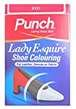 Red Lady Esquire Shoe Colouring Dye For Leather Canvas Or Fabric Dye (19g)