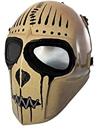 Army of Two Airsoft máscara protectora Gear Sport Party Fancy exterior Ghost Máscaras Bb Gun