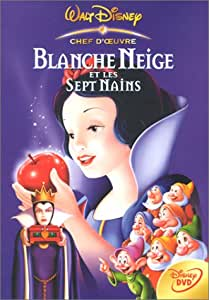 blanche neige et les sept nains david hand. Black Bedroom Furniture Sets. Home Design Ideas