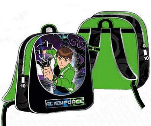 BEN 10 Rucksack Tasche Kindergarten - 10 Ben Rucksack