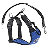 Best dog harness - SlowTon Dog Car Harness Seatbelt Set, Pet Vest Review
