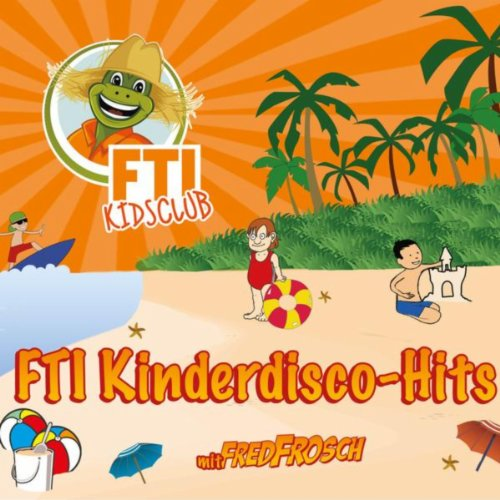 Fti Kinderdisco-Hits Kinderlie...