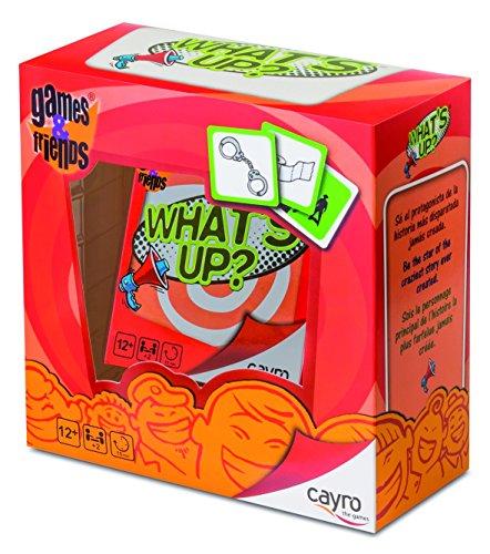 cayro-what-s-up-karten