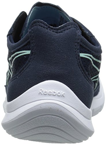 Reebok Sport Ahead Rs Aktion Schuhwandern Faux Indigo/White/Cool Breeze