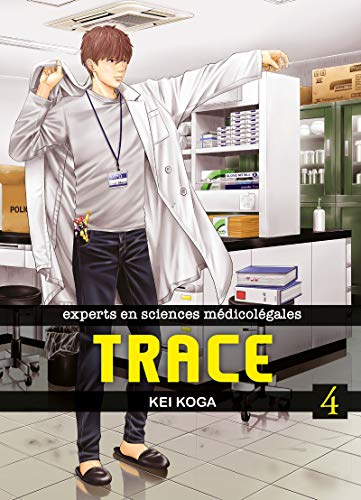 Trace Edition simple Tome 4