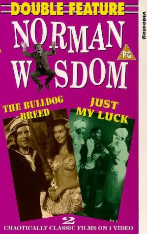 Preisvergleich Produktbild Bulldog Breed / Just My Luck-Wisdom [VHS] [UK Import]