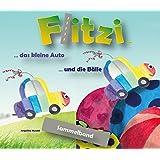 """Der große Flitzi-Sammelband:: """"Flitzi, das kleine Auto"""" und """"Flitzi und die Bälle"""" - doppelter Vorlesespaß für die Kleinsten (musold.minis)"""