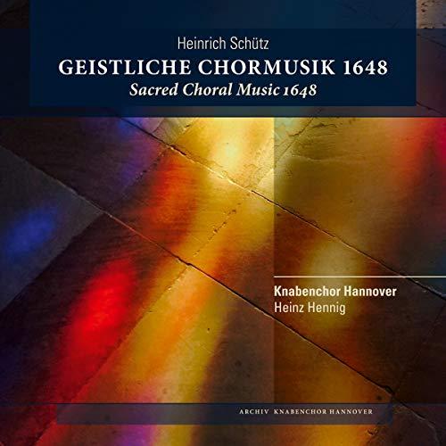 Preisvergleich Produktbild Geistliche Chormusik 1648