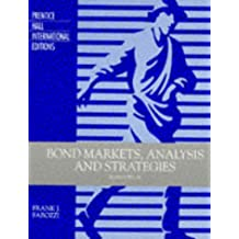 Bond Markets: Analysis and Strategies