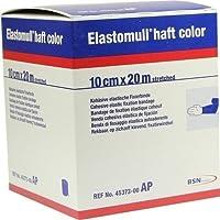 ELASTOMULL haft color 10 cmx20 m Fixierb.blau 1 St Binden preisvergleich bei billige-tabletten.eu