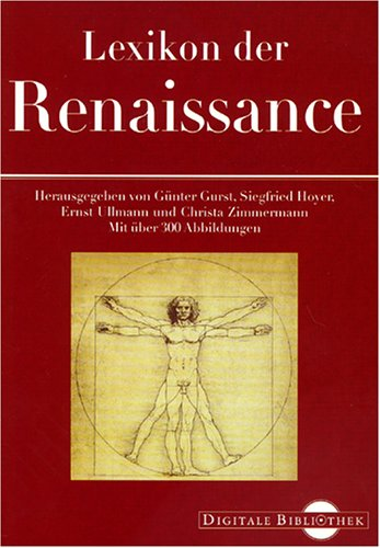 Lexikon der Renaissance (Digitale Bibliothek 41)