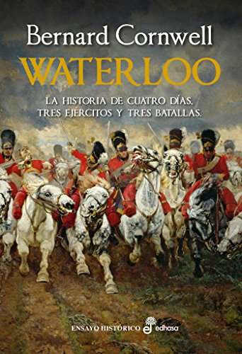 Waterloo por Bernard Cornwell