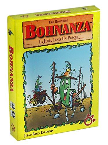 Amigo - Bohnanza, juego base con expansión, juego de mesa en español (Mercurio Distribuciones A0025)