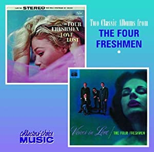 Freedb 59123718 - Moonlight  Track, music and video   by   The Four Freshmen