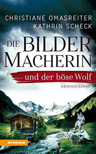 Buchseite und Rezensionen zu 'Die Bildermacherin und der böse Wolf' von Christiane Omasreiter