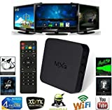 Krevia OTT TV BOX 4x CPU 4xGPU Android TV Box Multimedia Gateway Internet TV