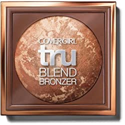 Covergirl truBlend Bronzer, Medium Bronze, .1 oz