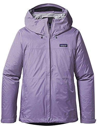 Patagonia Damen Jacke Torrentshell viola (petoskey purple)