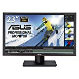Asus PA238Q 58,5 cm (23 Zoll) Monitor (Full HD, VGA, DVI, HDMI, DisplayPort, Mini-DisplayPort, 6ms Reaktionszeit) schwarz