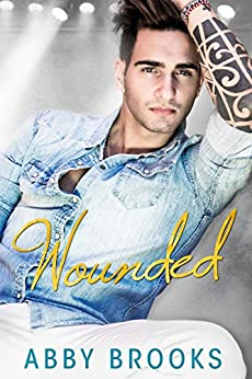 Wounded by [Brooks, Abby]