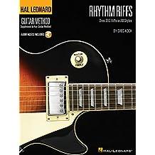 Hal Leonard Guitar Method Rhythm Riffs (Book, CD): Lehrmaterial, CD für Gitarre (Hal Leonard Guitar Method (Songbooks))